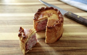 James Street South Cookery School: Pork pie and haddock and herb fishcakes