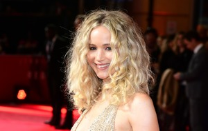 Jennifer Lawrence: I invited Joanna Lumley to punch me after Bafta joke