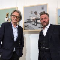 Artist Pete McKee unveiling first exhibition since liver transplant