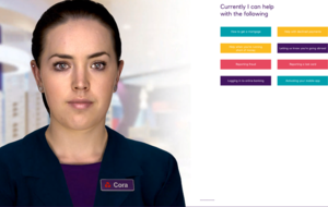 NatWest testing 'digital human' Cora who can answer customers' questions