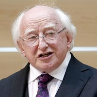 Michael D Higgins favourite to be re-elected as president