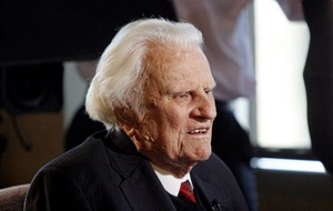 Influential evangelist Billy Graham dies aged 99