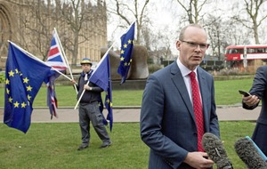Simon Coveney: Brexit 'cannot be allowed to damage peace process'