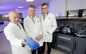 Randox announces record £50m R&D investment