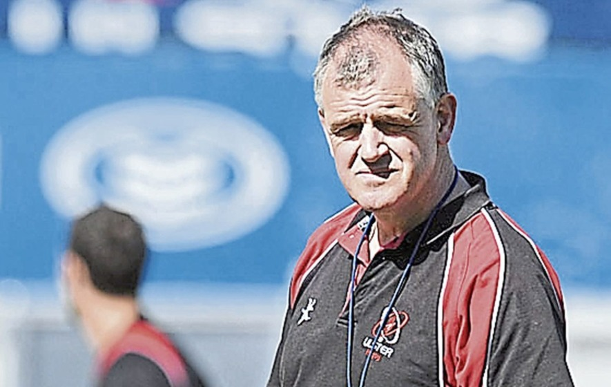 Ulster Rugby must go back to school says McLaughlin