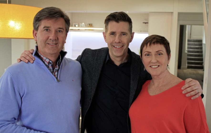TV review:  Daniel O'Donnell gets better with age
