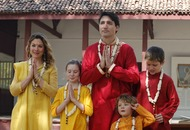 People are offering Justin Trudeau style tips after he 'dresses up like a groom' on India trip