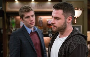 RobRon return is 'reward' for fans, says Emmerdale's Danny Miller