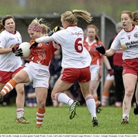 Division Two rivals Armagh and Tyrone clash in Lidl National Football League