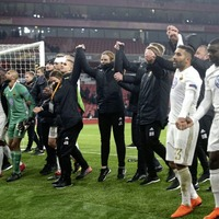 Arsenal progress despite shock Europa League defeat by Ostersunds