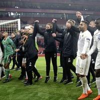 Arsenal progress despite shock Europa League defeat by Ostersunds