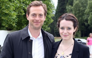Claire Foy announces split from husband Stephen Campbell Moore