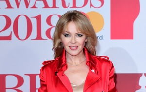 Kylie Minogue announces UK and Ireland Golden Tour