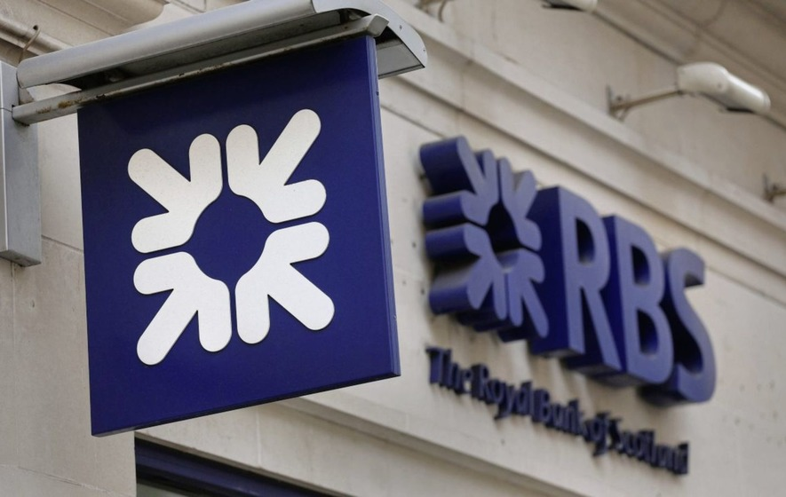 Royal Bank of Scotland has reported a £752 million annual profit with the lender swinging out of the red for the first time in a decade