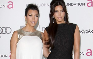 Kim and Kourtney Kardashian remember late father Robert on his birthday