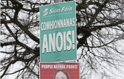Patrick Murphy: We need to stop using Irish language as a political weapon