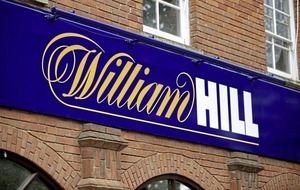 Bookmaker William Hill records £74m loss