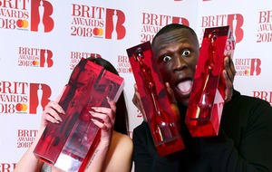 Stormzy and Dua Lipa rocket up the charts following Brit Award wins