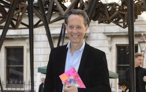 Richard E Grant thanks NHS nurses after 'metal bar clonked my cranium'