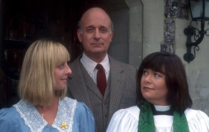 Dawn French pays tribute to 'bright spark and loyal' Emma Chambers