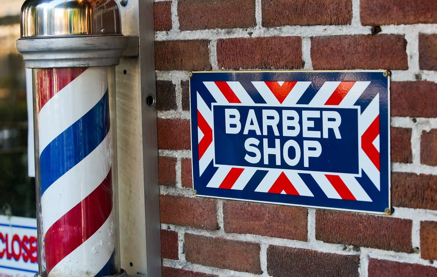 This Barber Is Getting A Lot Of Love For Their Answer On A