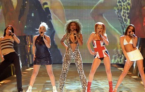Geri Horner: Boys need some of the Spice Girls' famous Girl Power