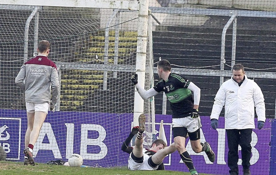 Slaughtneil run out of steam as Nemo Rangers reach All-Ireland club final