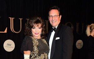 Dame Joan Collins: A separate bathroom helps keep my marriage happy