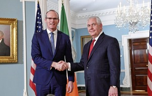 US government is 'reviewing some names' for position of special envoy to Northern Ireland