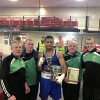 Brett McGinty and Michael Nevin are two world class boxers declares coach Pat Ryan