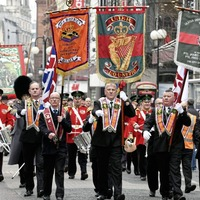 March in memory of two UDR soldiers killed by IRA 30 years ago