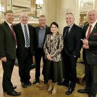 Questions raised over Belfast International Airport sponsoring DUP dinner