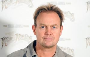Jason Donovan tells fans: 'Don't be offended if I seem reserved'