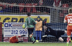 Barry Gray warns heads could roll following latest Cliftonville loss