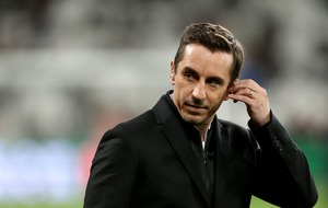 Twitter couldn't help but notice Gary Neville absolutely destroying Arsenal in commentary