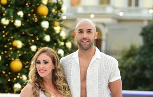 Alex Beresford eliminated from Dancing On Ice