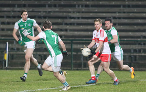 Fermanagh beat Derry in a game of two halves