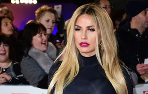 Katie Price 'devastated' after pet dog killed