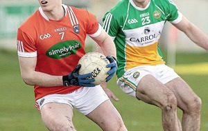 Armagh beat Offaly to keep up their perfect record