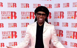 Nile Rodgers opens up about cancer and says new Chic album 'nearly finished'