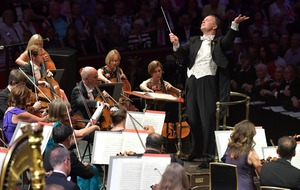 BBC Proms among 45 festivals committing to 50/50 gender balance
