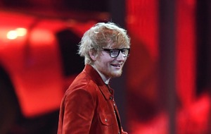 Ed Sheeran named best-selling global artist of 2017