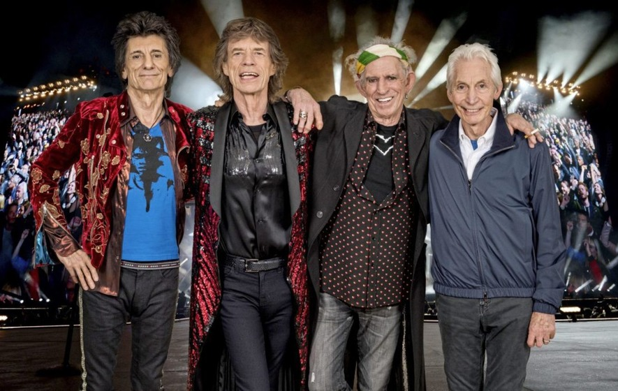 Rolling Stones announce Europe, UK tour