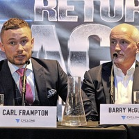 McGuigans accused in court of withholding Carl Frampton's earnings