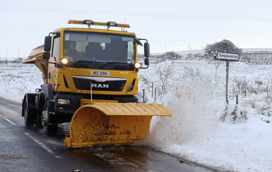 Deadly storm dubbed 'Beast from the East' pounds Europe
