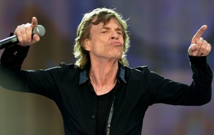 They can't get no weather satisfaction: Sir Mick Jagger 'expecting rain' on tour