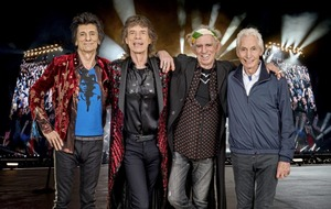 Get your tickets for: The Rolling Stones at Croke Park