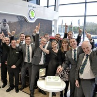 Triple glory for Mulholland Group as it outdoes Skoda business rivals