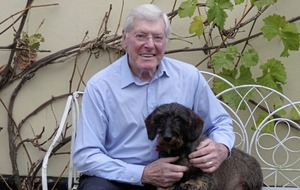 TV Quickfire: Peter Purves on 40 years of presenting the Crufts dog show