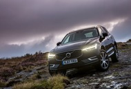 Volvo XC60: the beast from the east doesn't stand a chance